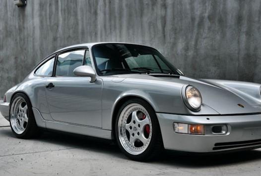 Porsche Pagina 964