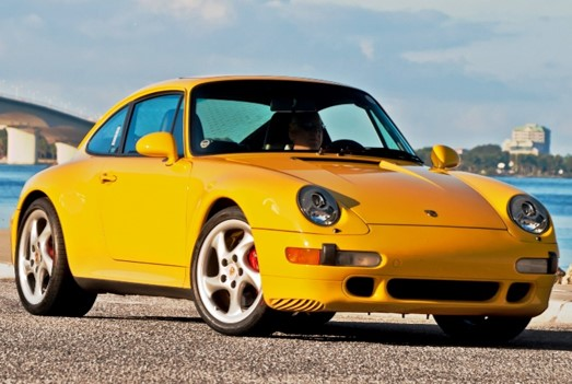 Porsche Pagina 993